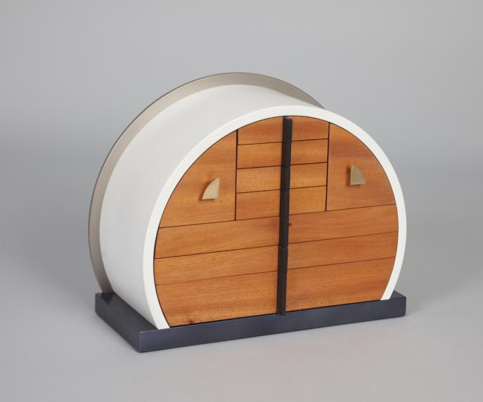 custom furniture, unique, handmade jewelry box, mini style