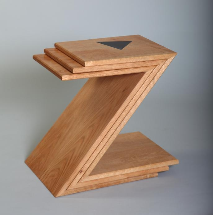 ZZZ nest. Z Nesting tables stools   AJM Furniture