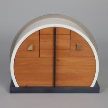 custom furniture, handmade, jewelry box, mini style, oakland, first friday, ajm furniture
